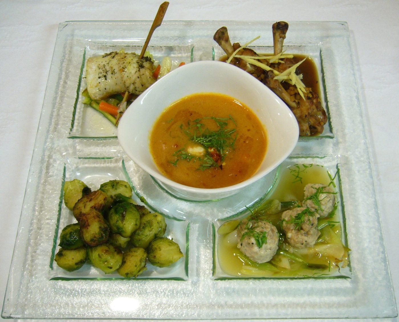 Piatto cinese hotel domani for Piatto cinese