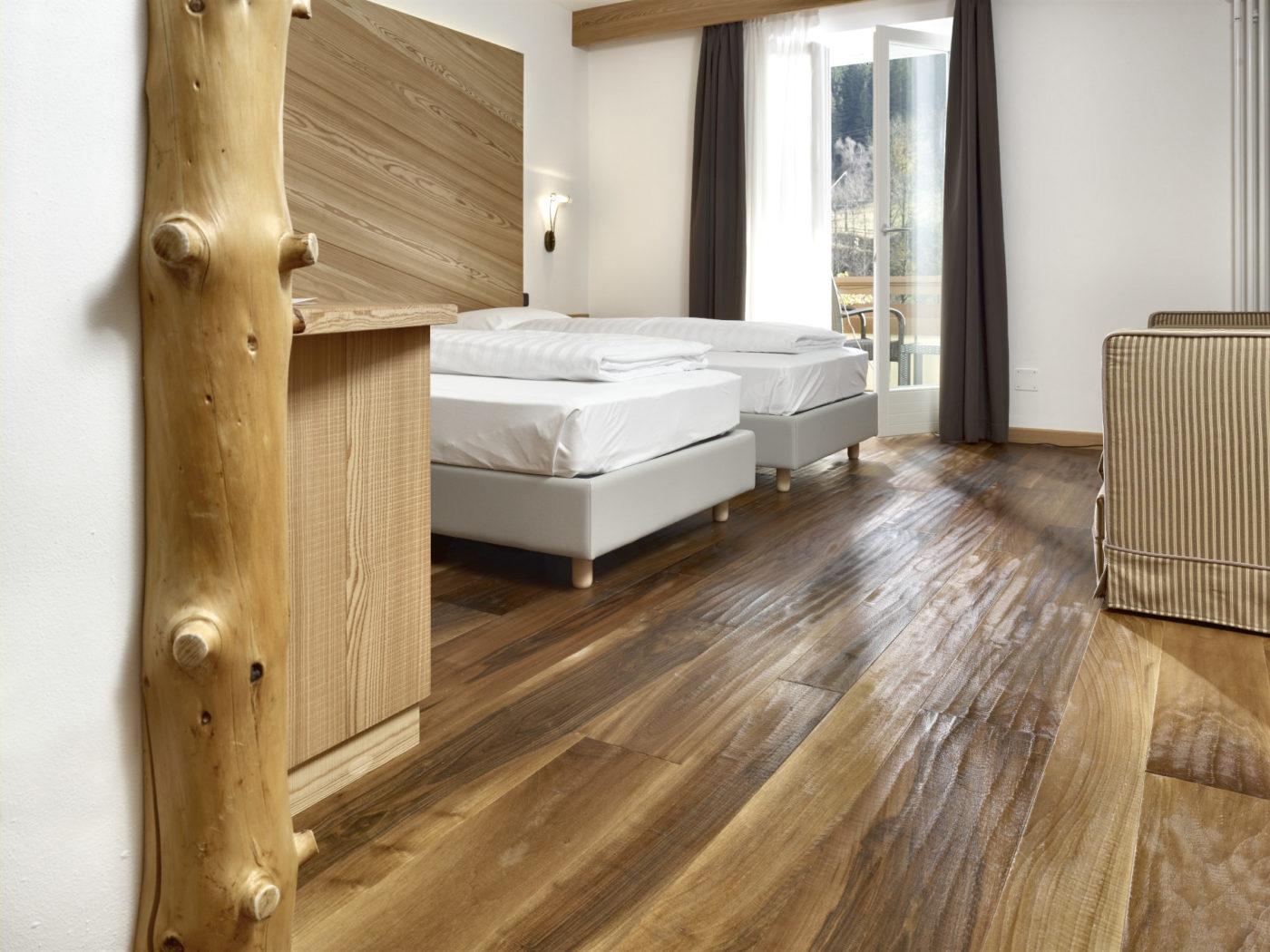 Pavimenti in legno biocompatibili hotel domani for Pavimenti di 3000 piedi quadrati
