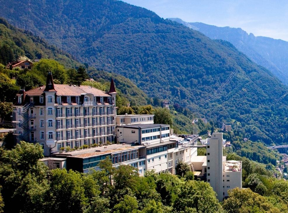 Glion Institute Montreaux