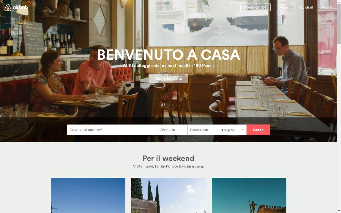 Boom affitti brevi confindustria alberghi si appella al for Confindustria alberghi