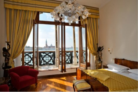 L'Hotel Gabrielli, Venezia utilizza un sistema antincendio Hi-FOG®