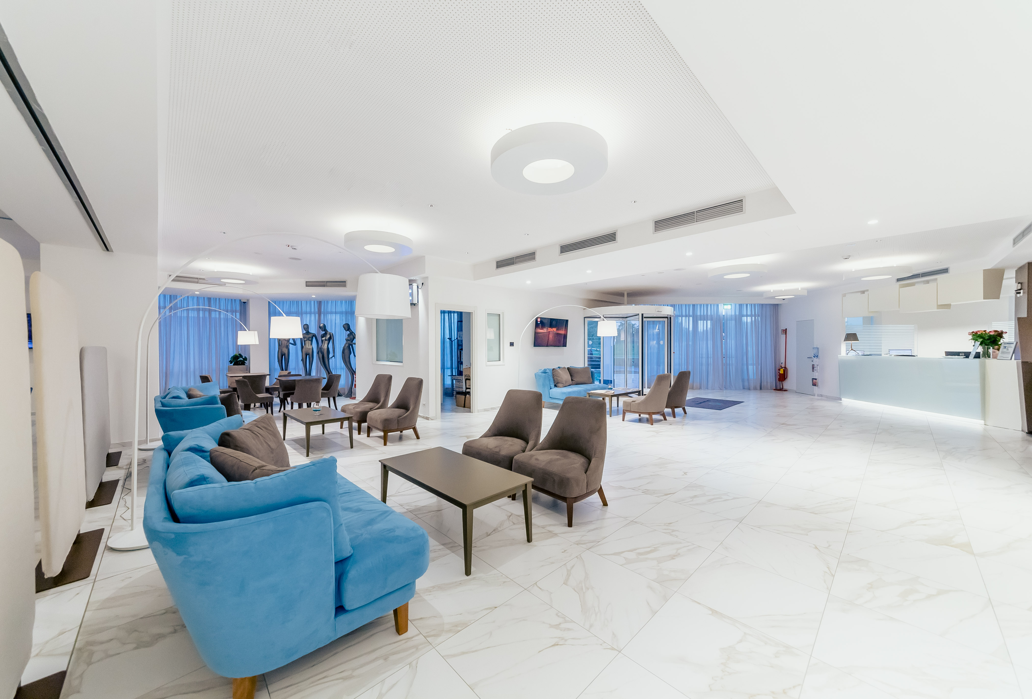 Il soggiorno è da film al nuovo Hotel Diamante di Venaria - Hotel Domani