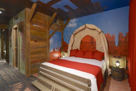 Gardaland Adventure Hotel_Camera West matrimoniale_low