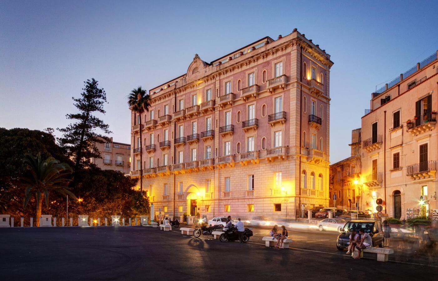 Investimenti alberghieri in Italia: l'Hotel Des Etragers & SPA di Siracusa venduto a ottobre 2017