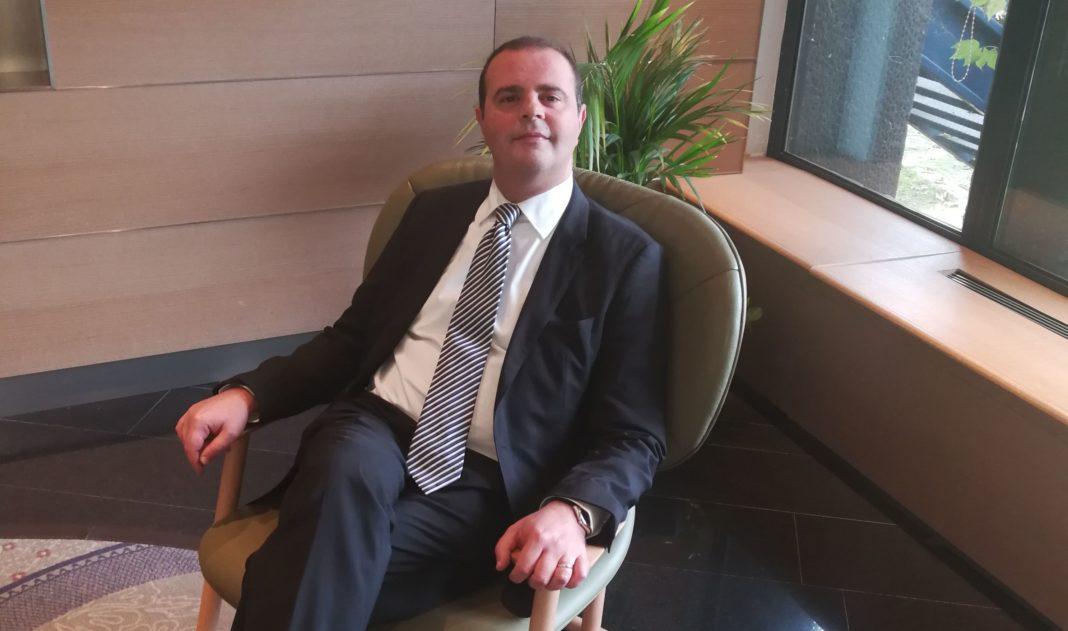 Antonio Caruso, F&B Manager del Crowne Plaza Milano Linate