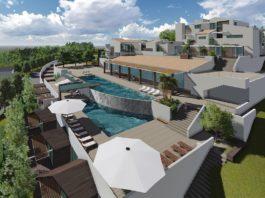 Un rendering del nuovo contry hotel di Agrigento (apertura 2019)