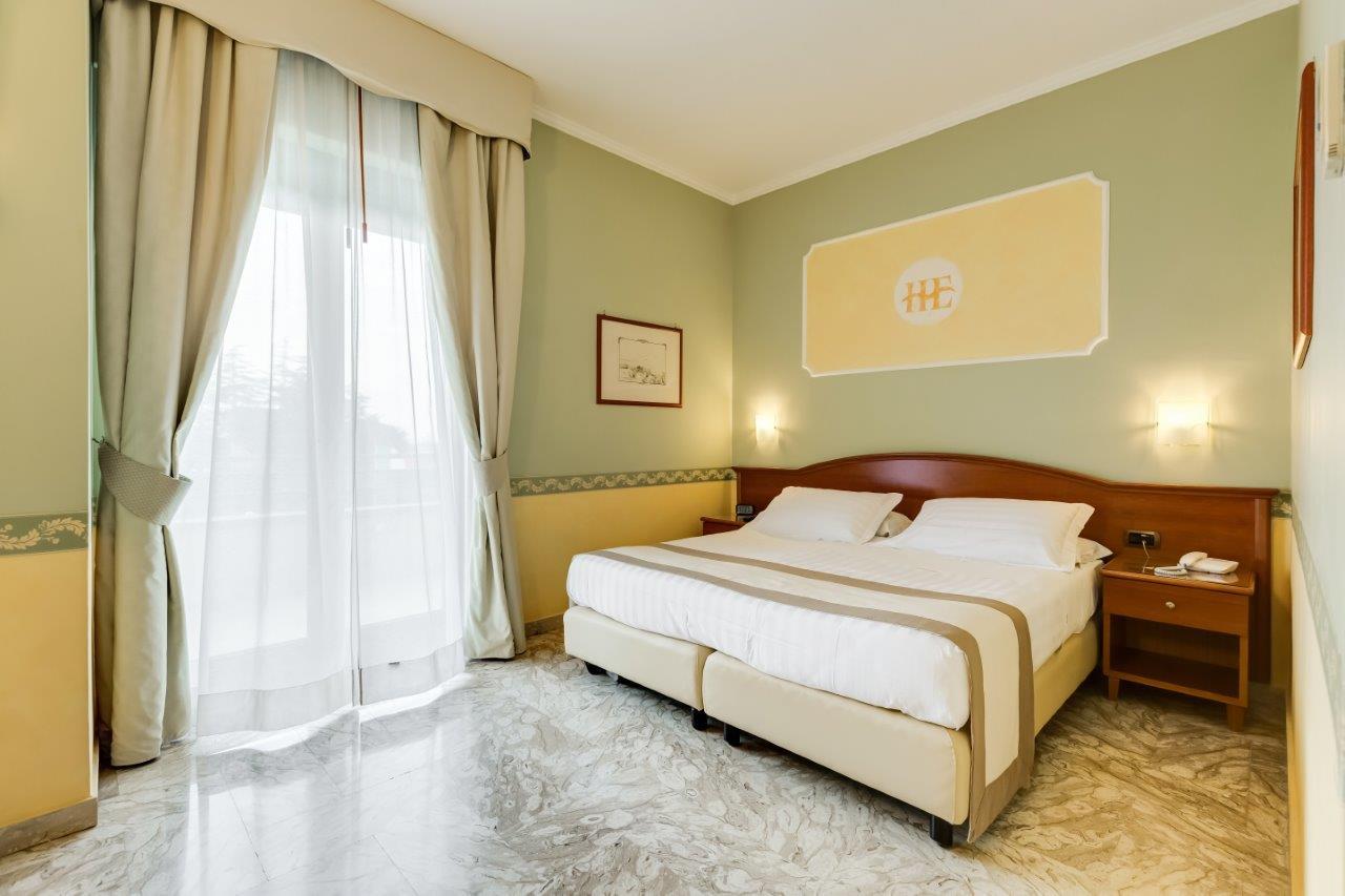 una camera del Best Western Europa Stabia Hotel