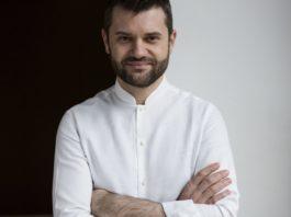 Lo chef Enrico Bartolini
