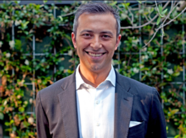 Fabio Serafini, director F&B dell'Hyatt Regency Amsterdam