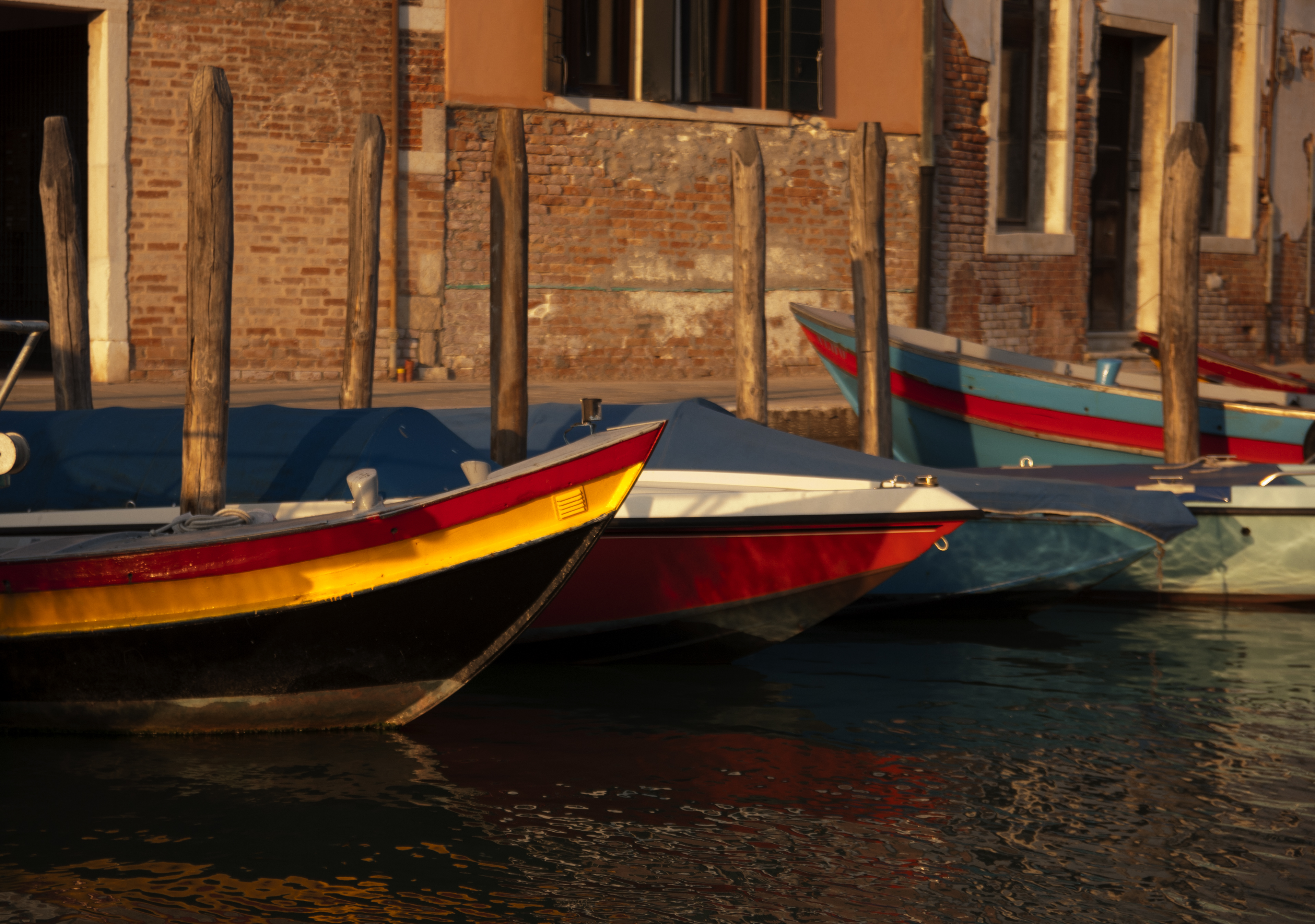 Uno scorcio del Lido di Venezia