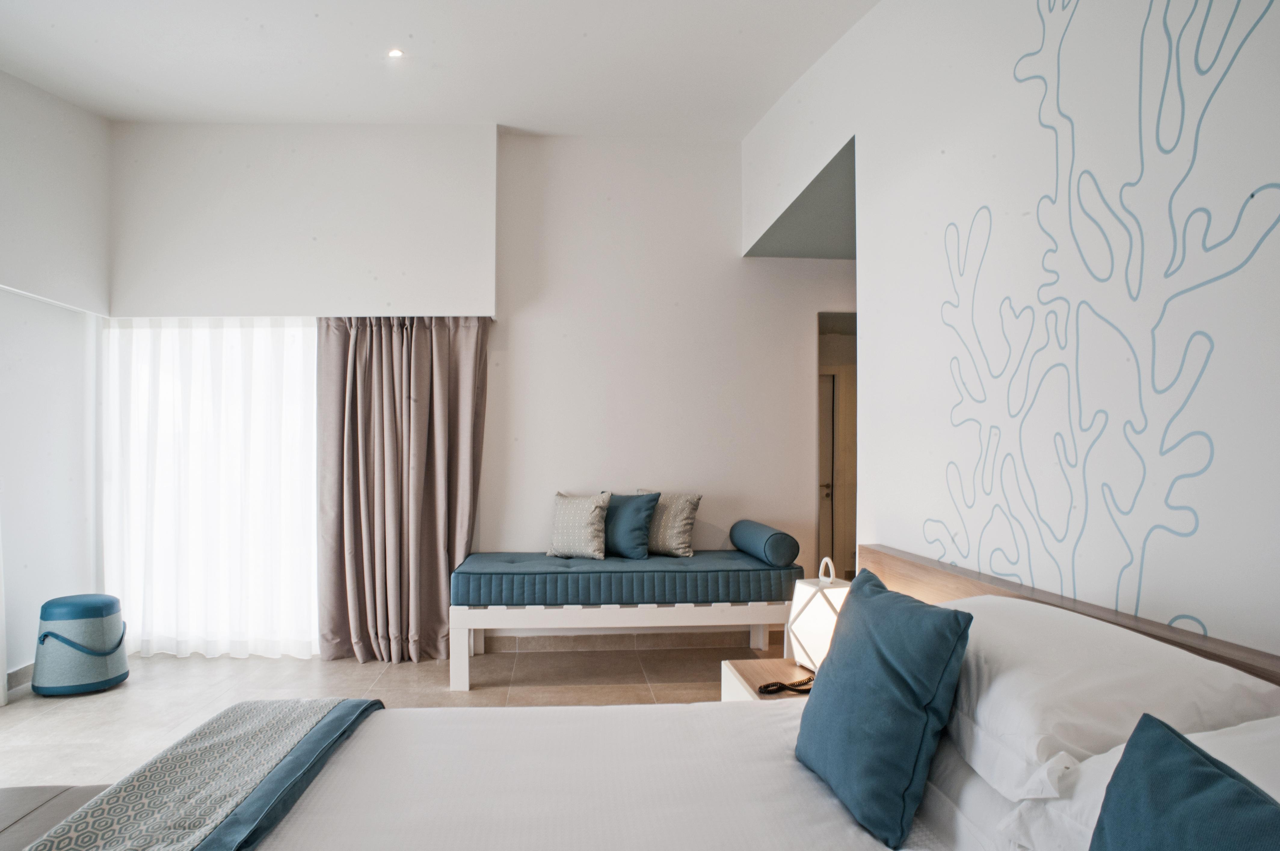 Modica Beach Resort, una camera