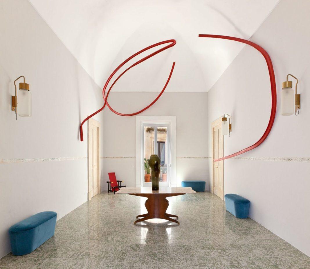 arte contemporanea a Palazzo dell'Elefante della Torre