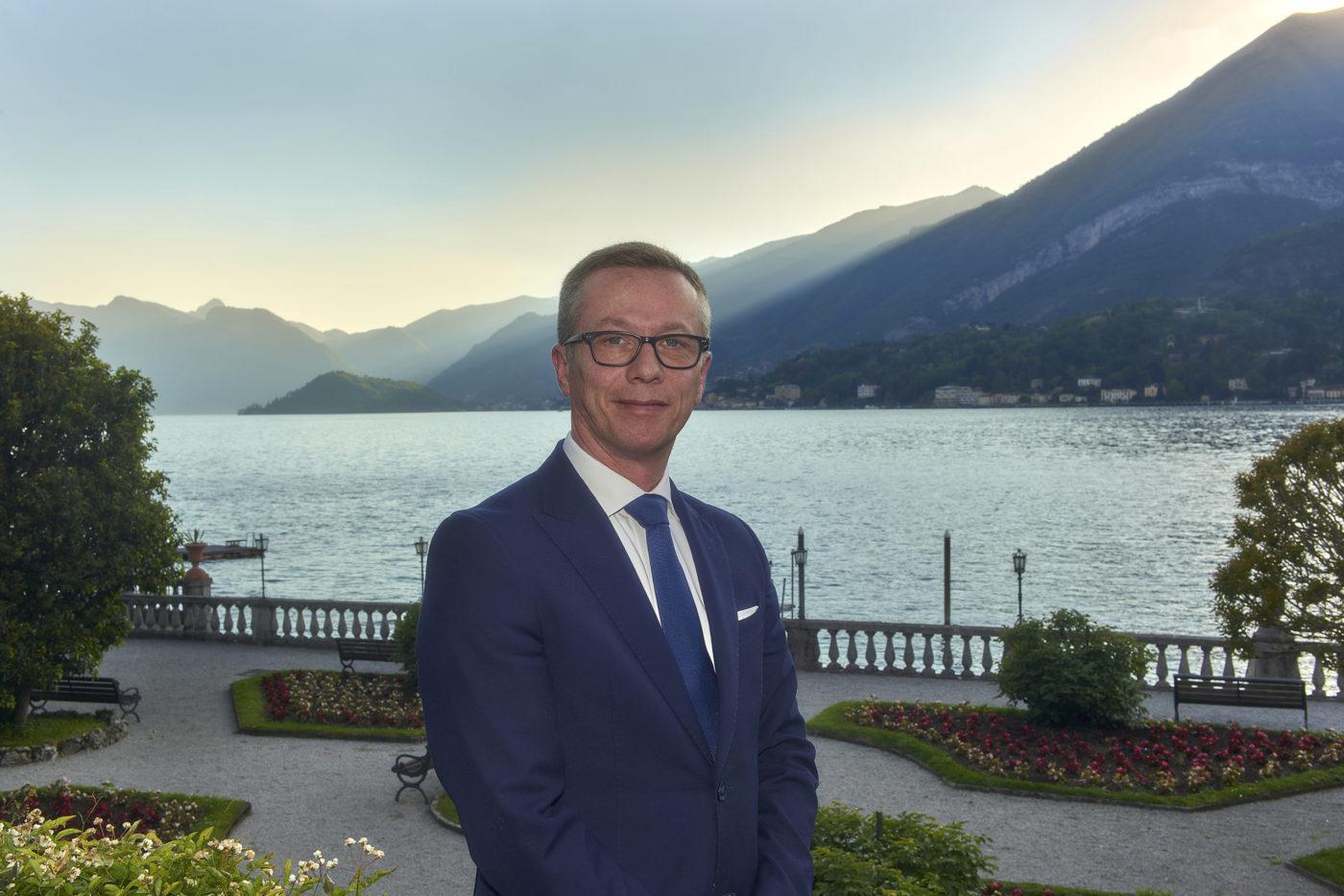 Carlo Pierato, Restaurant Manager del Grand Hotel Villa Serbelloni, Bellagio (CO)