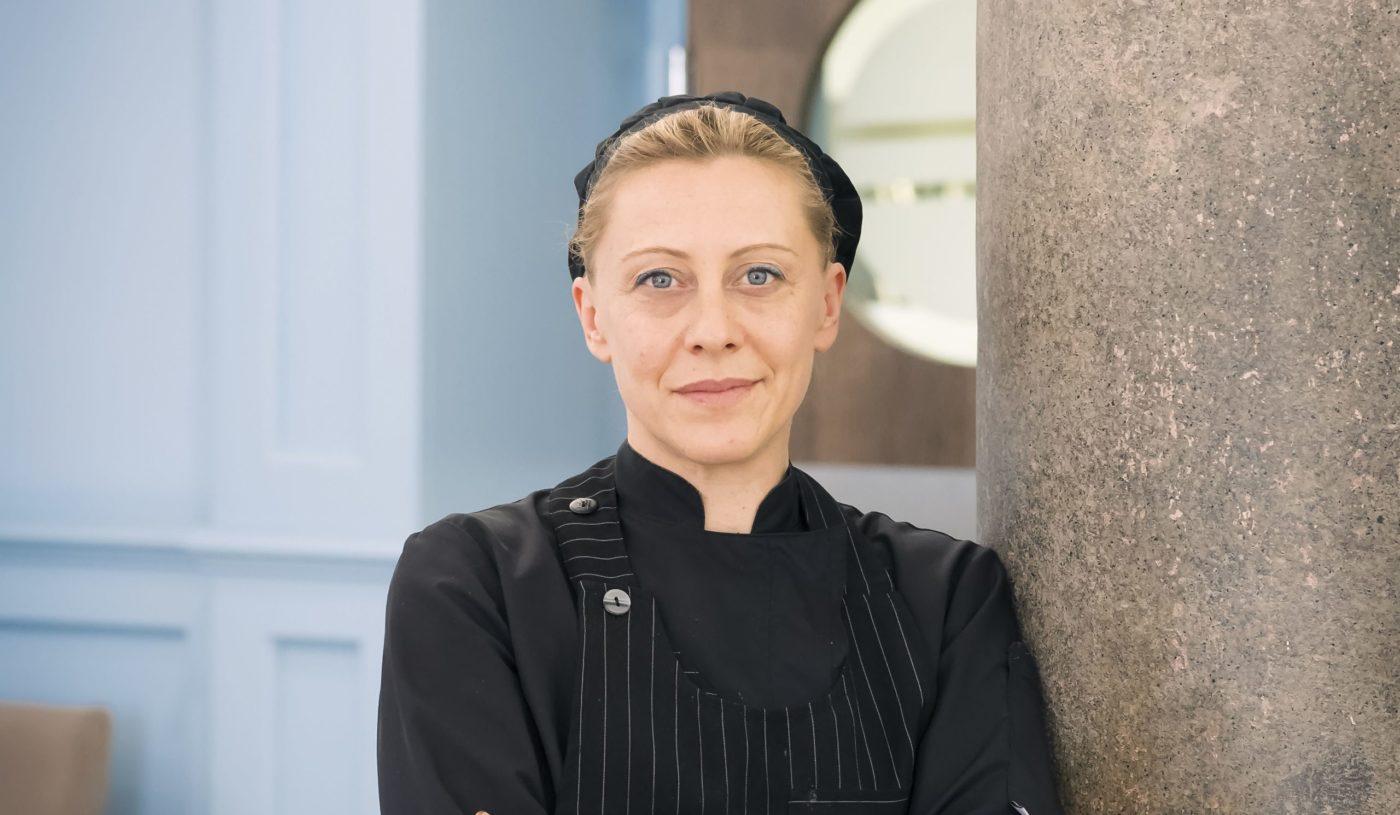 Arianna Ranocchia chef ed F&B del Martis Palace di Roma