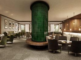 L'area bar del Faloria Mountain Spa Resort
