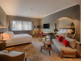 Una camera dell'NH Hotel Collection Milano Porta Nuova