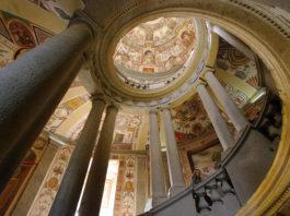 In Musica, gli interni affrescati di Palazzo Farnese a Caprarola (VT)