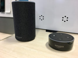 L'assistente vocale Amazon Alexa
