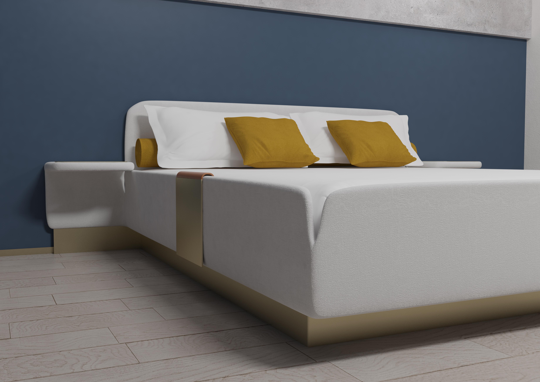 Il letto del progetto Issa