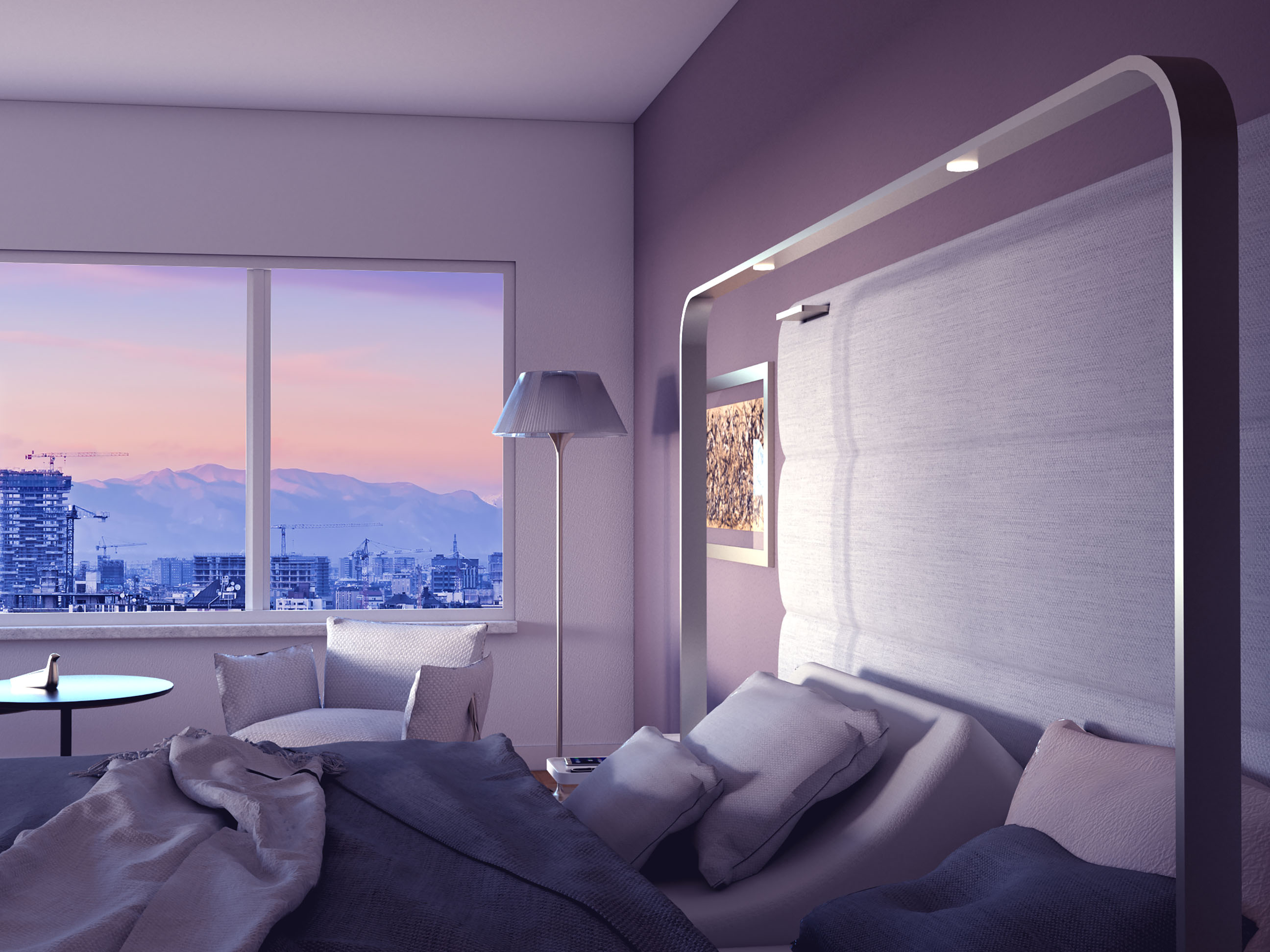 Camere Dalbergo Più Belle : Camere dhotel accessibili 5 progetti di design dallied milano