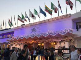 L'ingresso della Mostra del Cinema di Venezia