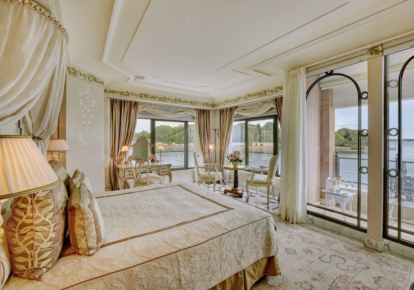 Una camera del Belmond Hotel Cipriani, Venezia