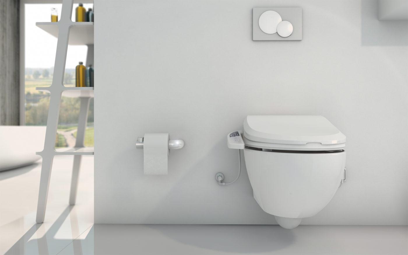 wc con sedile elettronico Uspa