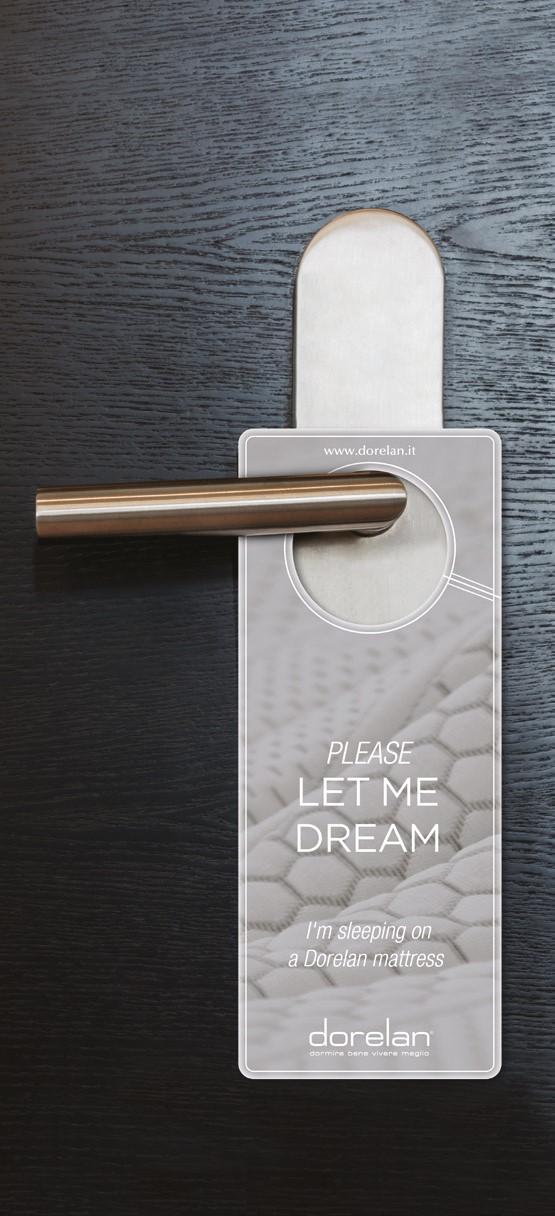 Il Door Hanger di Guestroom Collection Dorelan Hotel