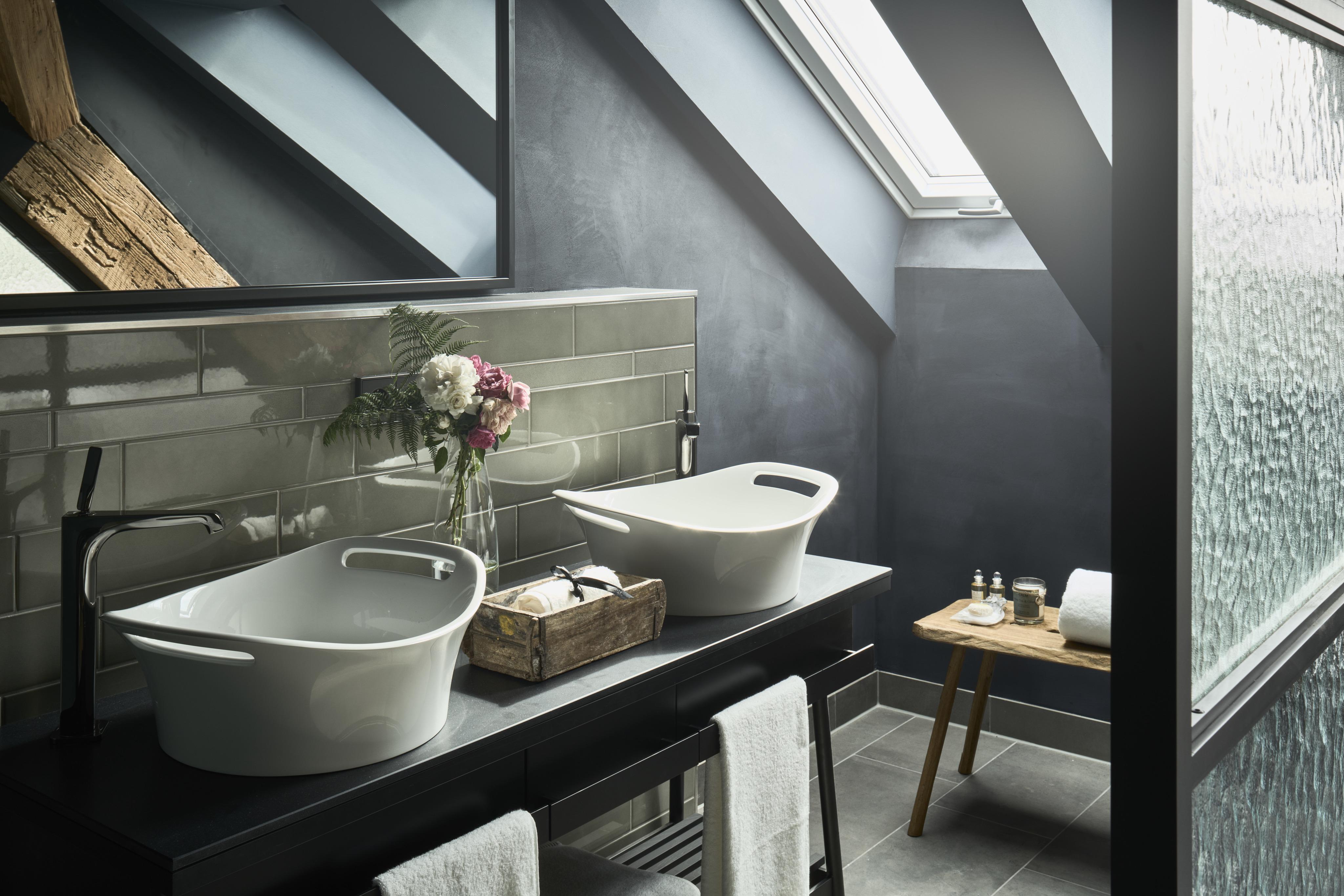 Arredo Bagno Per Hotel.Axor E Partner Di Design Hotels Per L Arredo Bagno Hotel Domani