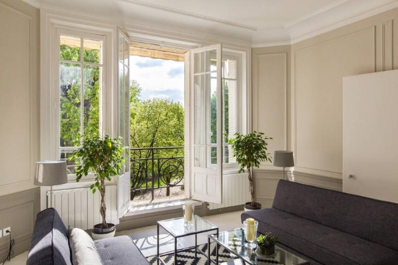 il soggiorno di un appartamento