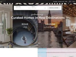 l'homepage di Tribute Portfolio Homes
