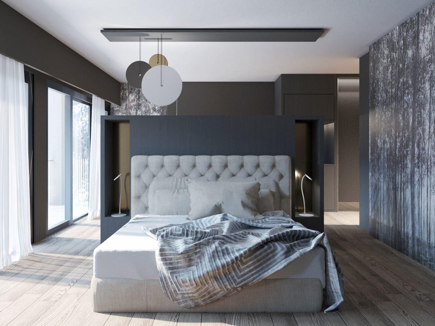 Una camera di un Sun Hotels
