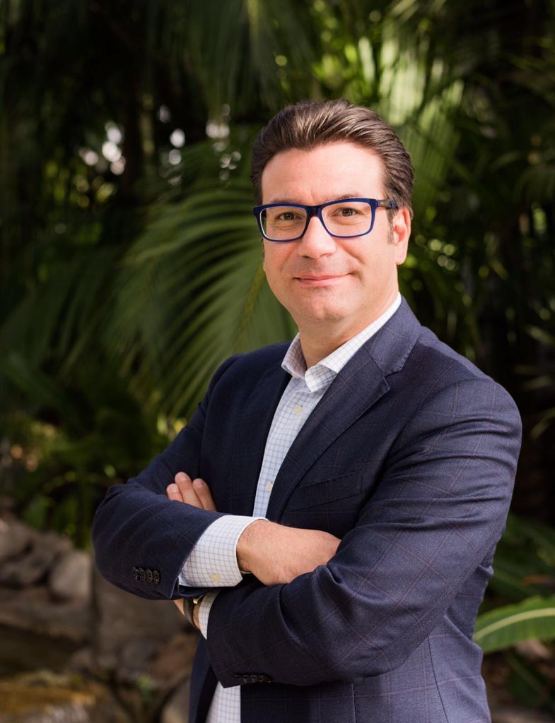 Francesco Roccato, nuovo General Manager dell'Hotel De La Ville di Roma, di proprietà di Rocco Forte Hotels