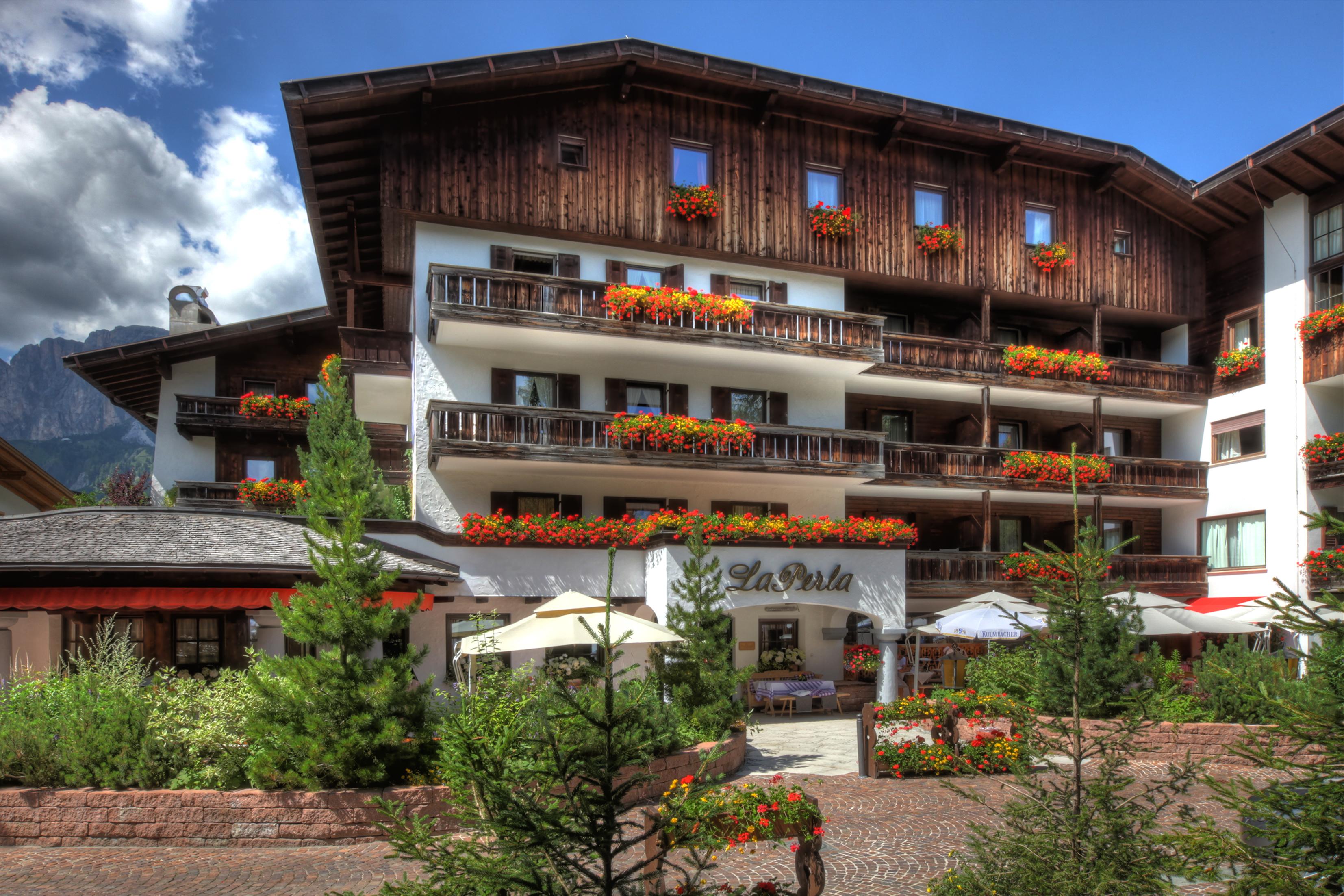 LHotel La Perla di Corvara è attento alla sostenibilità