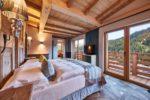 Una camera del Dolomiti Wellness Hotel Fanes
