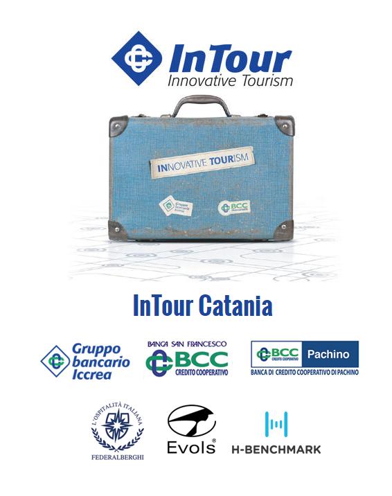 La locandina di InTour Catania