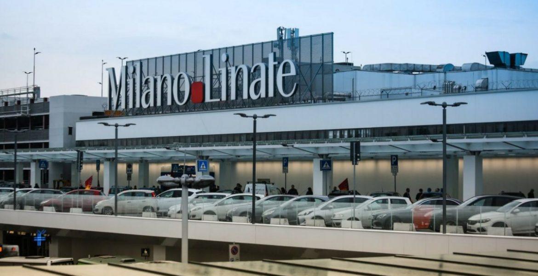 L'aeroporto di Linate