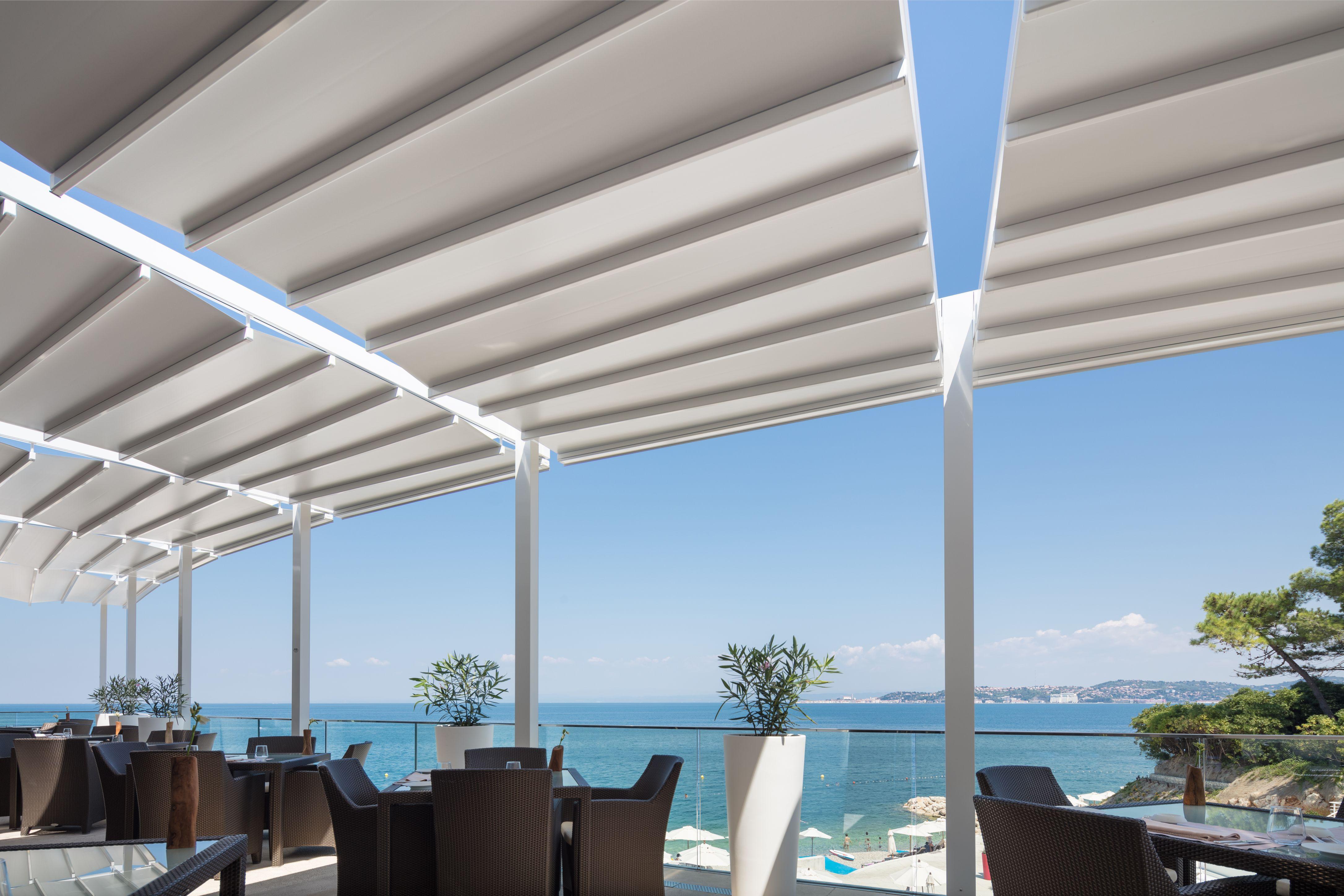 Pergole Pratic l Kempiski Hotel Adriatic
