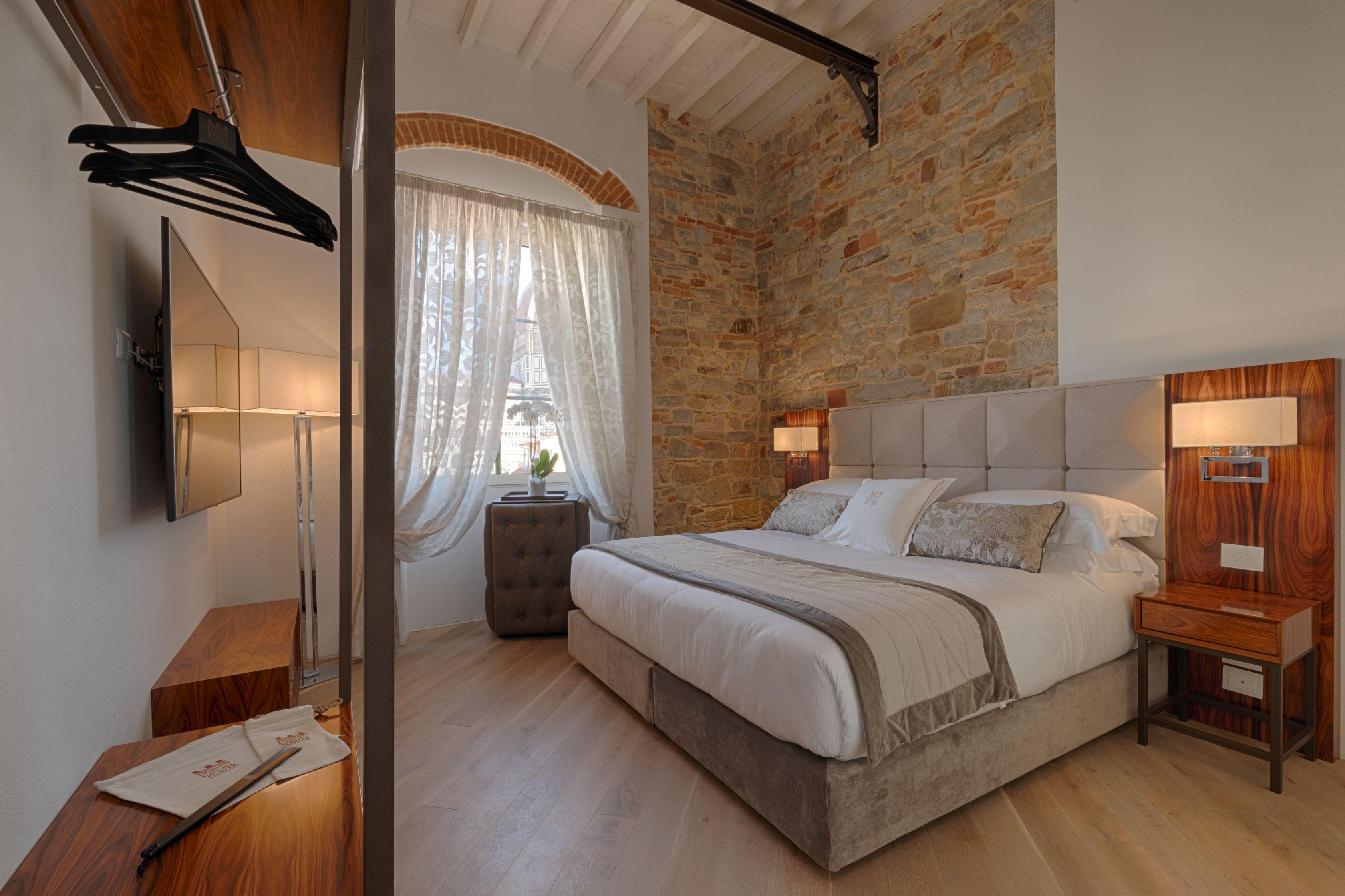 Firenze, Donati Luxury Tower, camera appartamento Giotto