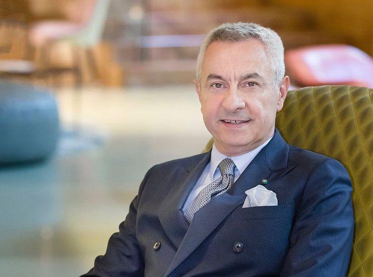 Damiano De Crescenzo, direttore generale di Planetaria Hotels