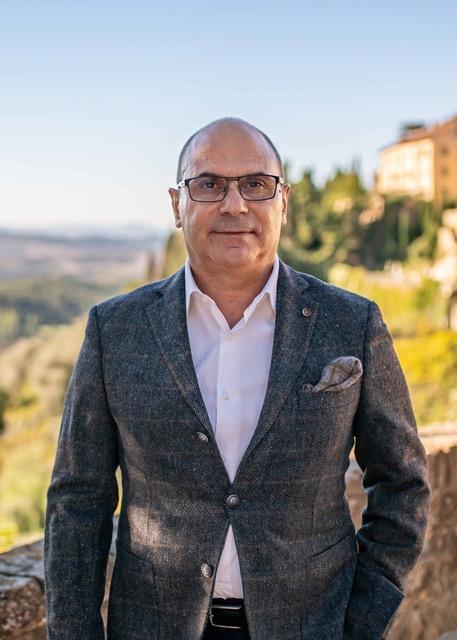 Isidoro Di Franco, GM Toscana Resort Castelfalfi