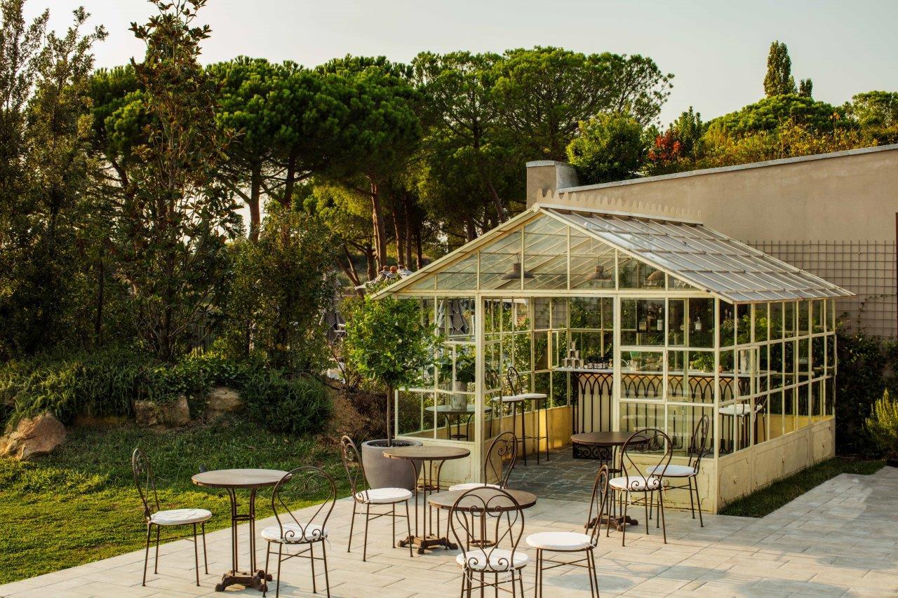 Toscana Resort Castelfalfi, la Limonaia