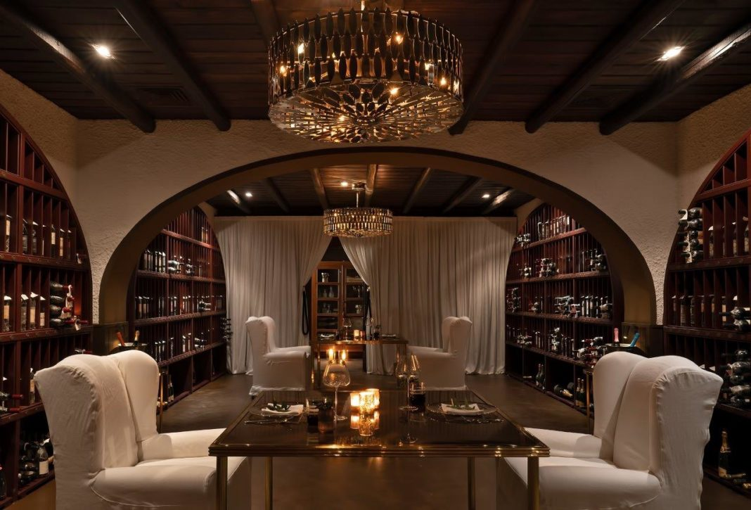Il nuovo ristorante L'Olivo Undiscovered del Capri Palace