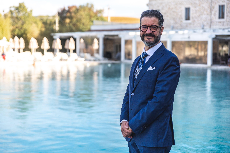 Fabio Datteroni, nuovo direttore generale del Terme di Saturnia Resort